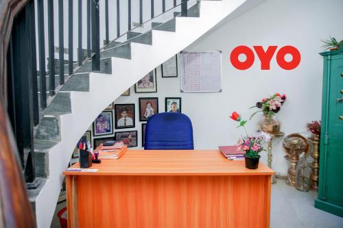 OYO 356 Ayodhya Resortのロビーまたはフロント
