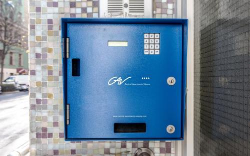 Grundriss der Unterkunft Central Apartments Vienna - CAV