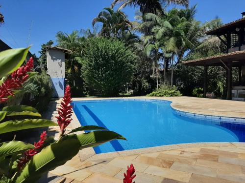 The swimming pool at or close to Casa Pomar do Aconchego