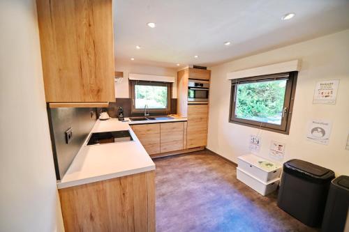 A kitchen or kitchenette at Bironix