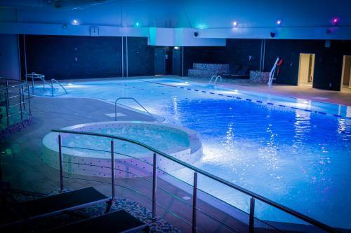 The swimming pool at or near Village Hotel Cardiff
