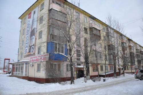 Васильева 1 during the winter