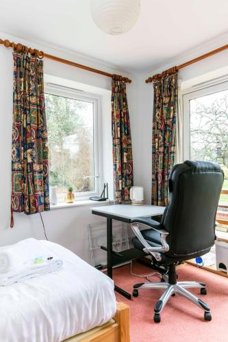 Cosy & Bright Studio with Garden View?Free Parking