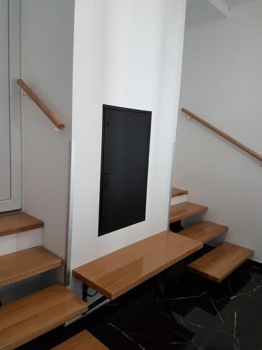 TV i/ili zabavni centar u objektu Apartment Arco Romano