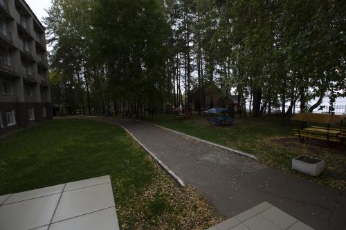 Сад в Санаторий Камские Зори
