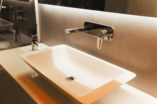 Ванна кімната в Apart Hotel на Трояндовой