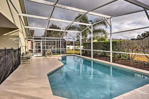 The swimming pool at or close to House with Pool and Game Room - 15 Mins from Disney!