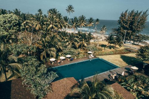 A view of the pool at Nana Beach Hotel & Resort or nearby