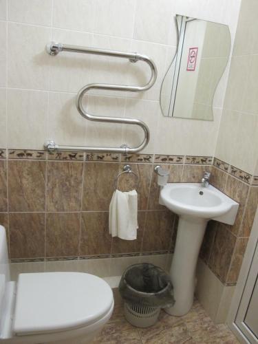 """Ванная комната в Гостевой дом """"Морской прибой"""""""