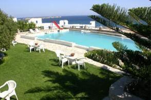 A view of the pool at Silver Rocks Hotel or nearby