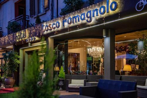 Hotel Tosco Romagnolo Bagno Di Romagna Aktualisierte Preise Fur 2021