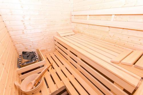 Spa and/or other wellness facilities at Villapark Lipno Dreams