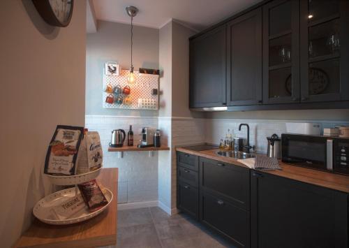 Cucina o angolo cottura di la Dimora del Borgo