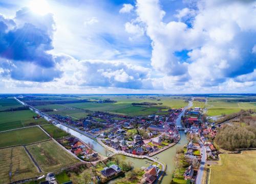 A bird's-eye view of Molen Hunsingo