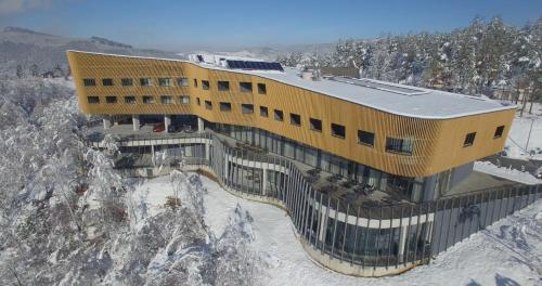 Tarcin Forest Resort and Spa MGallery by Sofitel im Winter