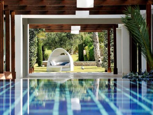 Piscine de l'établissement Sofitel Essaouira Mogador Golf & Spa ou située à proximité