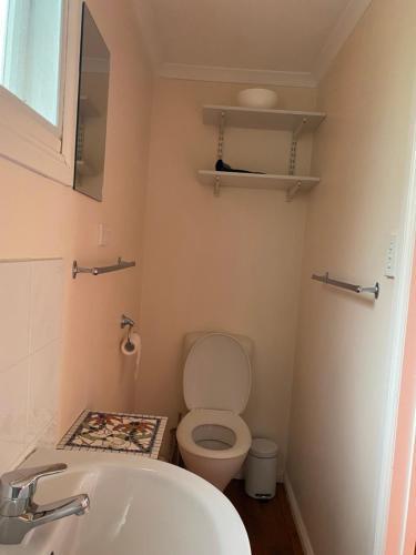 A bathroom at Protea Hill