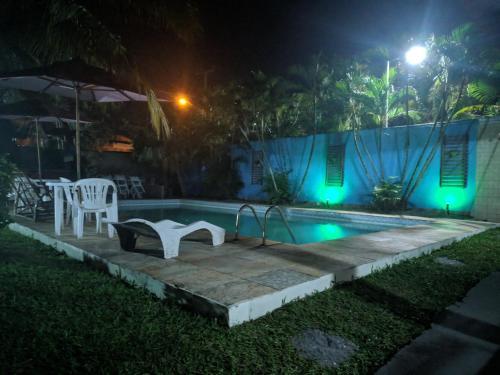 A piscina localizada em Saquarema Itauna Beach ou nos arredores