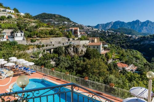 A view of the pool at Ravello View or nearby