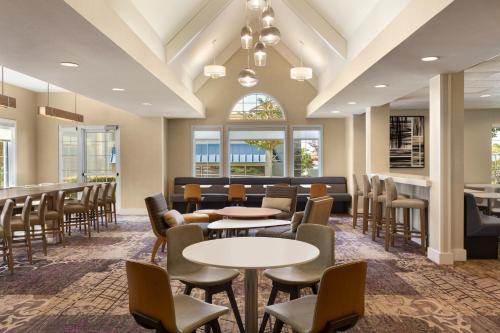 A restaurant or other place to eat at Residence Inn Sacramento Folsom