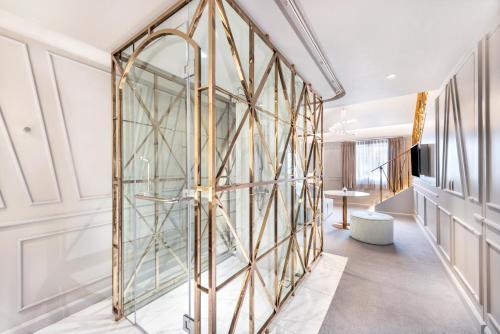 The Prestige Hotel Penangにあるバスルーム