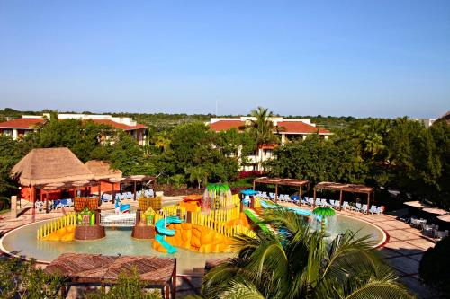 A view of the pool at Bahia Principe Vacation Rentals - Quetzal - One-Bedroom Apartments or nearby