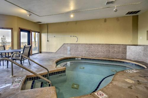 The swimming pool at or near Condo with Resort Amenities - 1 Mile to Beach & Golf