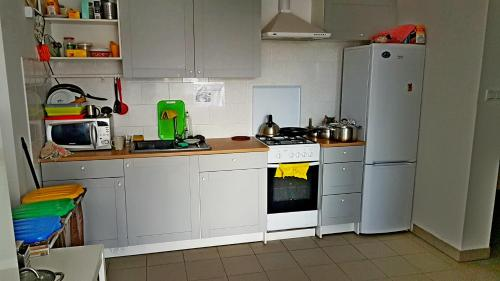 A kitchen or kitchenette at Wilcza34AE2