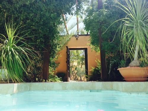 Der Swimmingpool an oder in der Nähe von Villa Retreat Cyprus