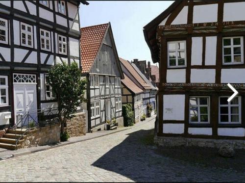 Hansehaus 1640 Altstadt Warburg