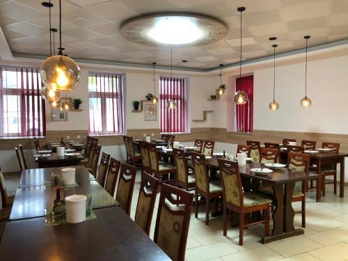 Restaurace v ubytování Penzion Grasel
