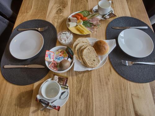 Opcje śniadaniowe w obiekcie VisitZakopane - Blanco Apartment