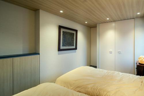 Gion Cathayにあるベッド