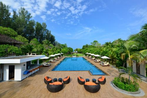The swimming pool at or near La Maison by Layana Resort & Spa - Adults Only