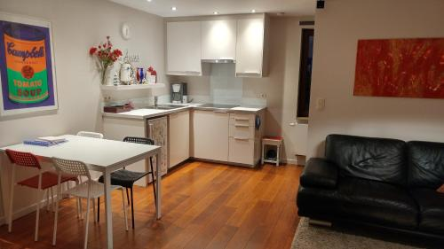 A kitchen or kitchenette at Valentise