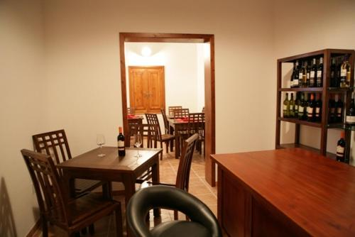 A restaurant or other place to eat at Fiumara Del Sossio