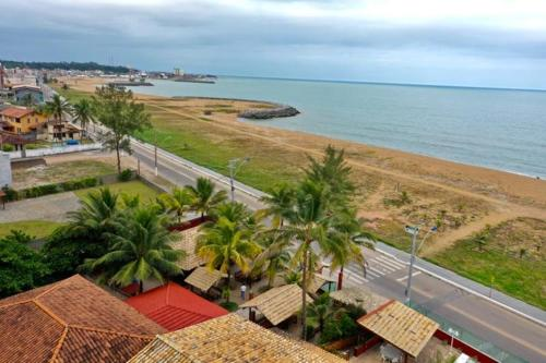 A bird's-eye view of Pousada Cia do Peixe