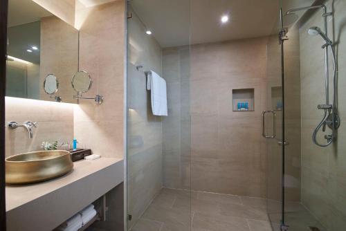 A bathroom at Amari Vogue Krabi