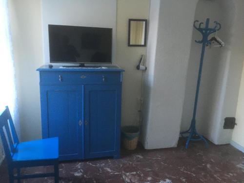 En tv och/eller ett underhållningssystem på Brunnsta Gård