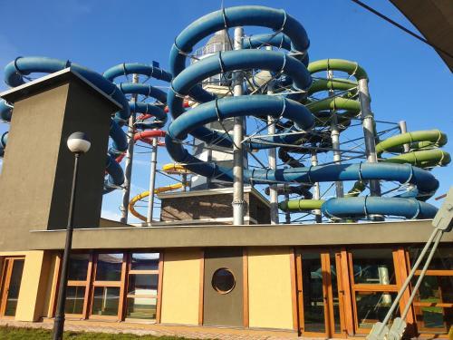 Aquapark v apartmánu nebo okolí
