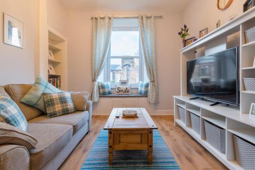 423 Cosy 1 bedroom apartment near Holyrood Park