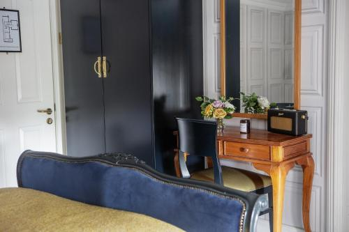 A seating area at Pembroke Townhouse
