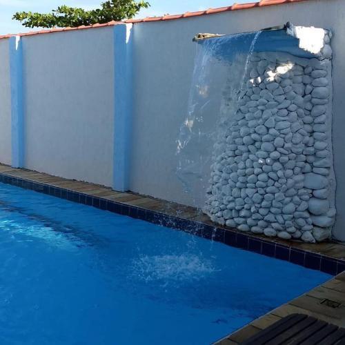 The swimming pool at or near Pousada Tropical Paraty