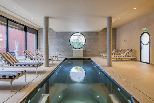 The swimming pool at or near Maison Albar Hotels L'Imperator