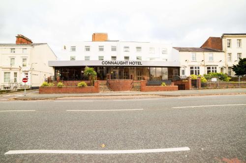 Best Western The Connaught Hotel Wolverhampton