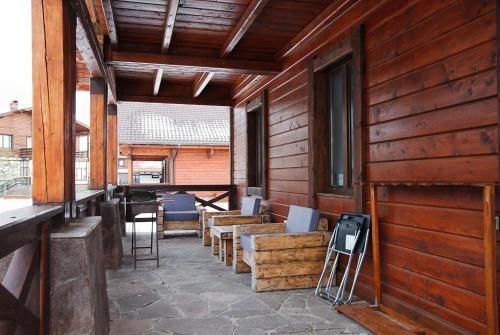 Ресторан / где поесть в Chalet in Alpine Valley