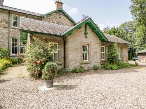 Courtyard Cottage, Letham