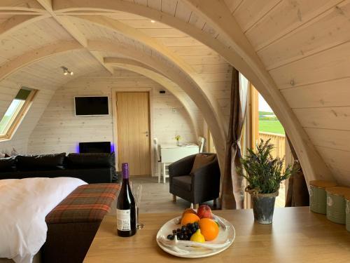 Caithness View Luxury Farm Lodges