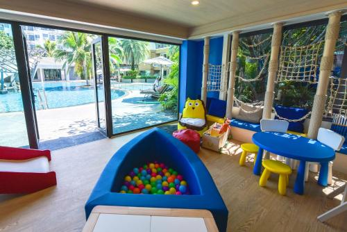 The kid's club at R-Mar Resort and Spa