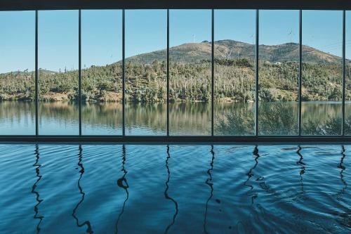 The swimming pool at or near Douro41 Hotel & Spa